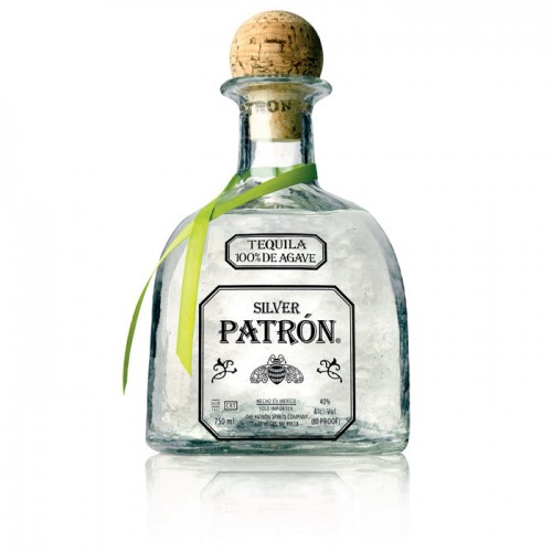Tequila Patron Silver 750